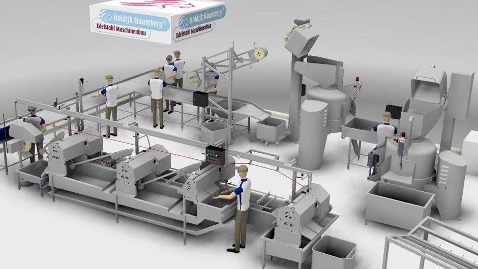 Ergonomic work solutions @ Holdijk Haamberg GmbH