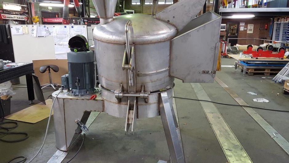 Work in progress for Holdijk Haamberg GmbH