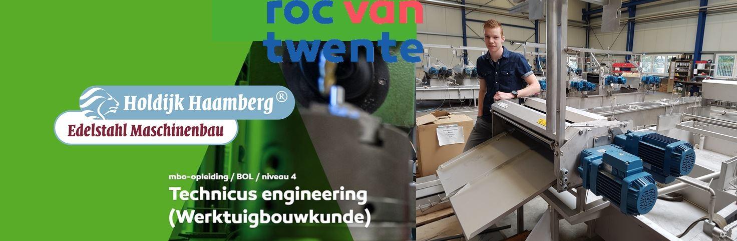 Graduating @ Holdijk Haamberg GmbH!